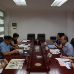 MSI's workgroup visited Sichuan Provincial People's Association for Friendship with Foreign Countries