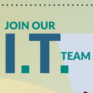 Join our IT team